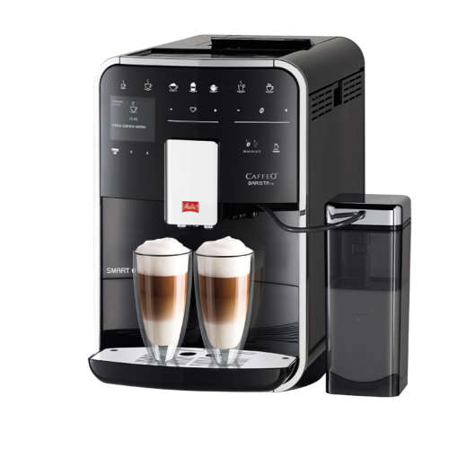 Melitta Barista TS® Smart Bean To Cup Coffee Machine|black
