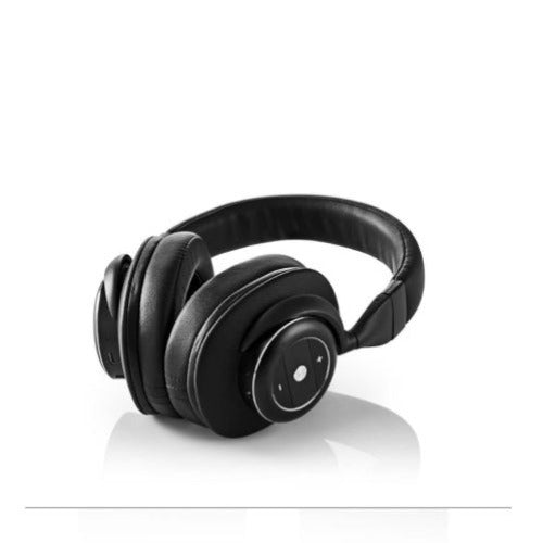 Wireless Headphones | Bluetooth® | Active Noise Cancelling | Black