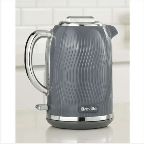 Breville Flow Collection 1.7L Jug Kettle - Grey