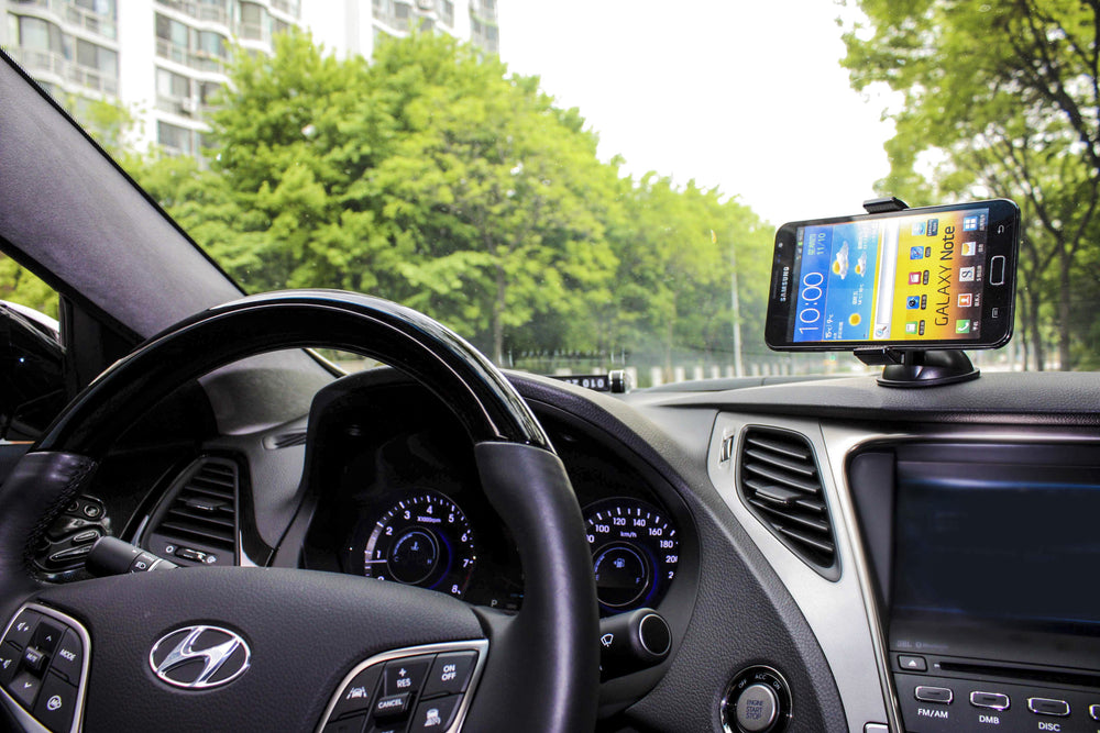 König Universal Smartphone Mount In-Car Window and Dashboard