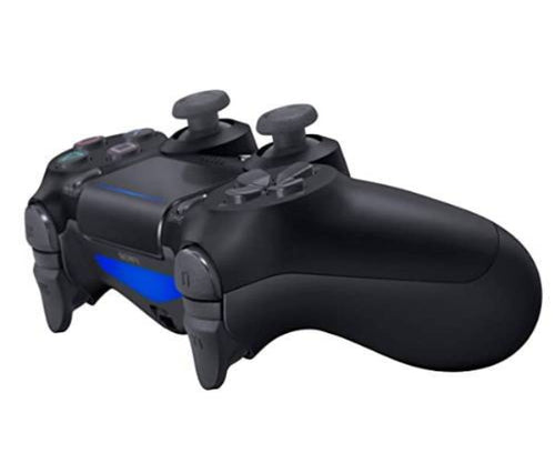 Sony Official PlayStation 4 Dualshock 4 Controller - Version 2 - Black