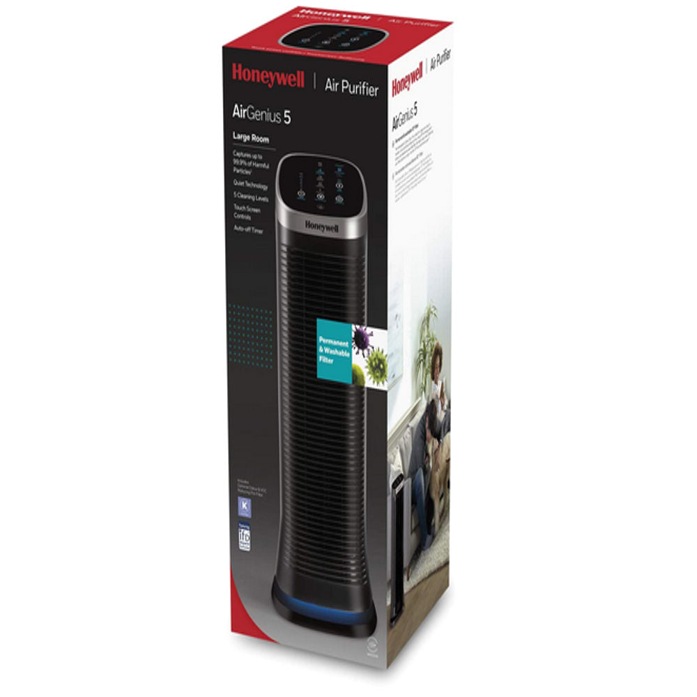 Honeywell HFD323E2 Air Genius 5 Purifier