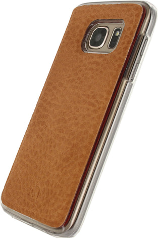 Mobilize Smartphone Detachable Wallet Book Case Samsung Galaxy S7 Brown