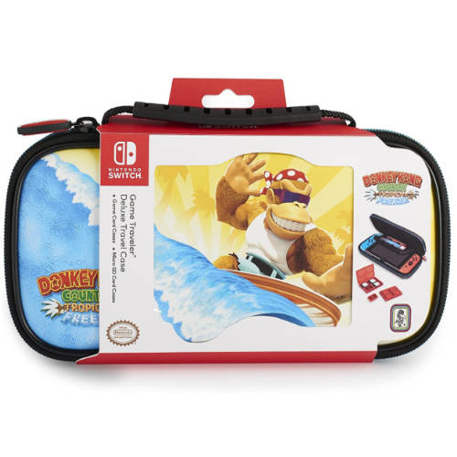 Nintendo Switch Deluxe Travel Case - Donkey Kong