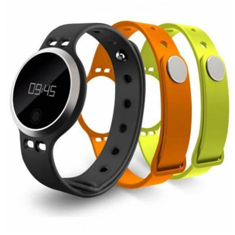"ACTIVITY WATCH ORA FIT 2 OSB006-F2B 0.82"" BLUETOOTH 4.2 IP65 