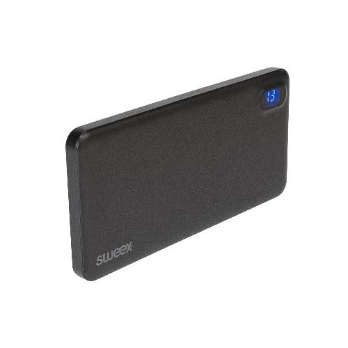 Sweex Portable Power Bank 8000 mAh USB Black