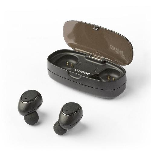 Sweex Bluetooth | TWS In-Ear Headphones Black