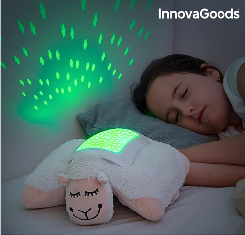 Kids Plush Toy Projector Sheep