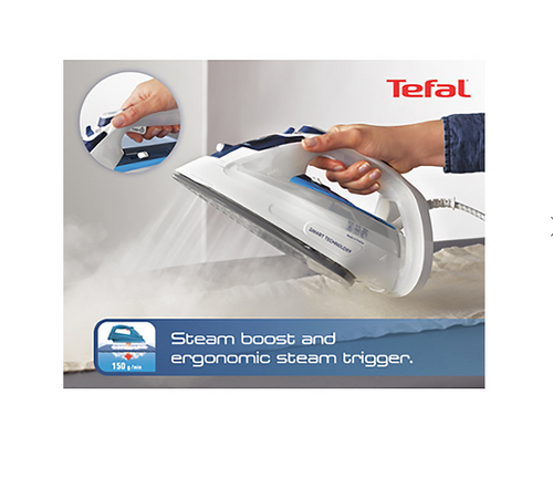 Tefal FV4970 Smart Protect Steam Iron