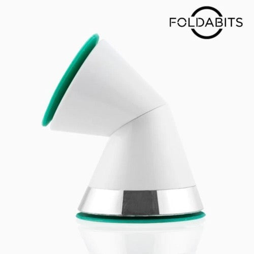 FOLDABITS MOBILE SUPPORT, mobile phone holder, universal phone support, desktop mobile phone support