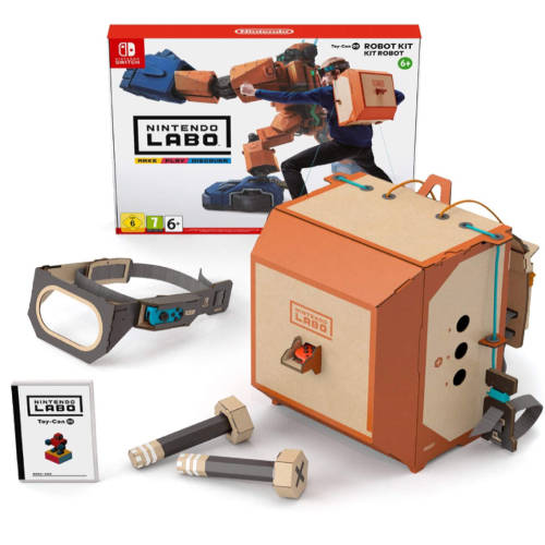 Nintendo switch | Nintendo Labo | Nintendo switch | Nintendo video game