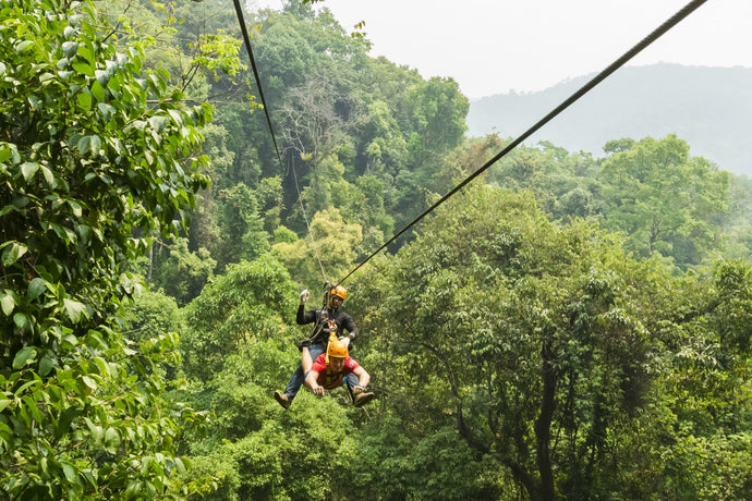 Dragon Flight Ziplines - Half Day Tour
