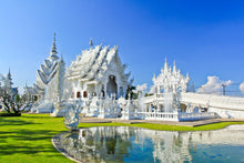 Load image into Gallery viewer, Trip to the White Temple, Longneck Village and Laos - Full Day Tour