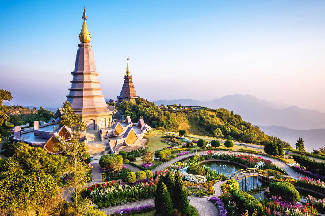 Tour to Doi Inthanon - Full Day Tour