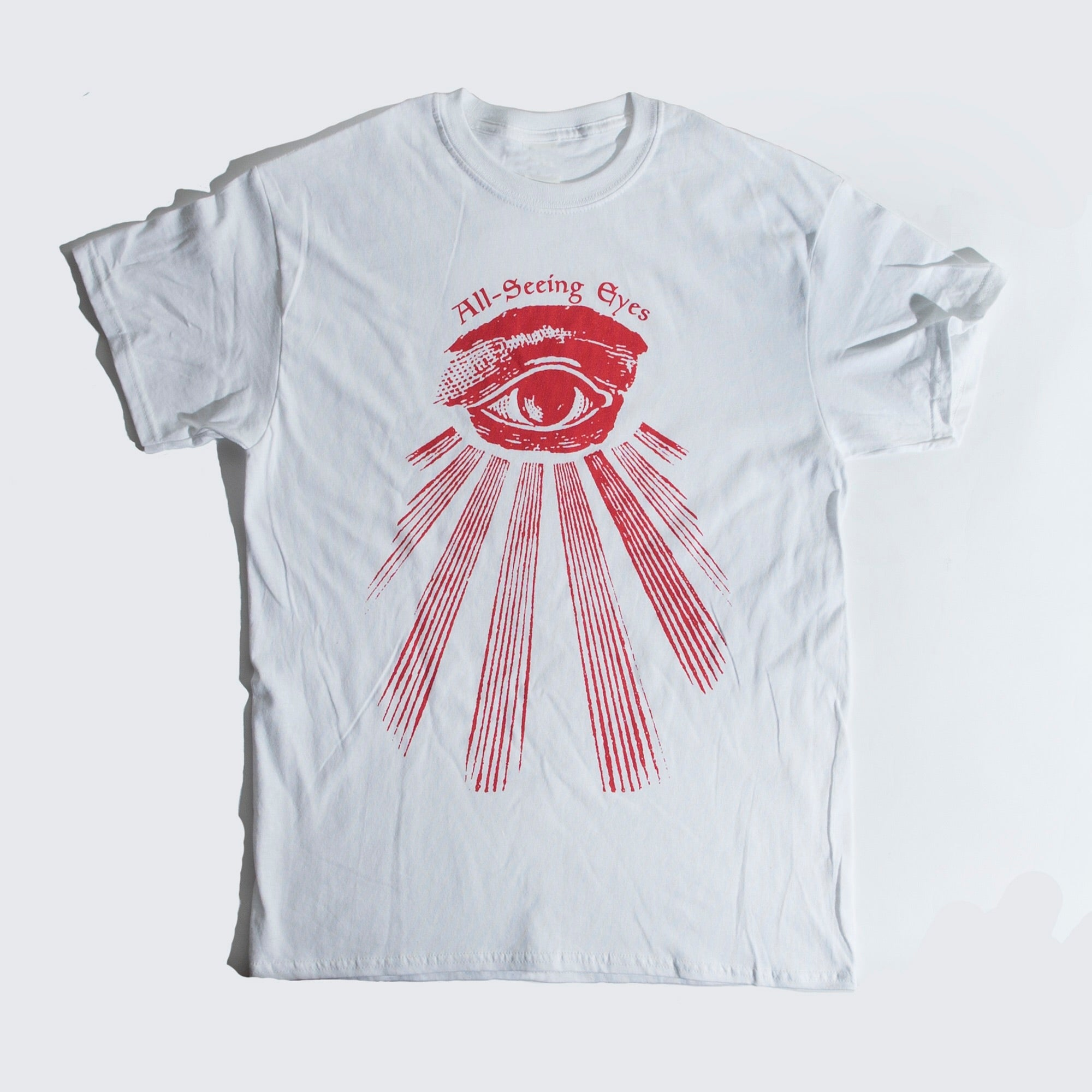 "All-Seeing Eyes - ""Shining Path"" T-Shirt"