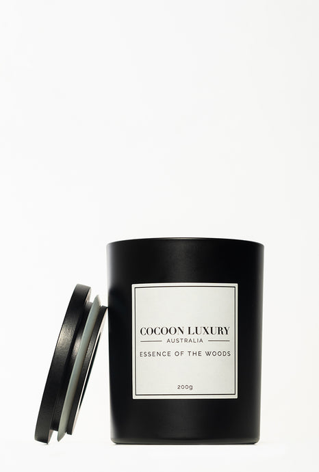 SPA INSPIRED SOY WAX CANDLE 200g