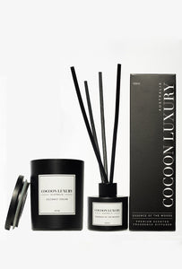 SPA INSPIRED FRAGRANCE DUO - CANDLE & DIFFUSER