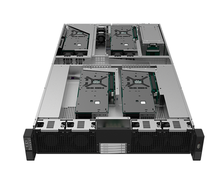 EchoStreams Announces GridStreams High-Performance Computing Server Leveraging Combined Power of AMD Radeon and AMD EPYC Processors