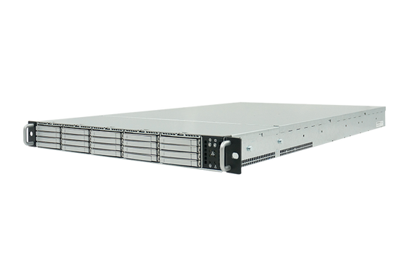 FlacheSAN1N20U-UN 1U 20 BAYS NVMe U.2 7MM SINGLE EPYC 500W HRP