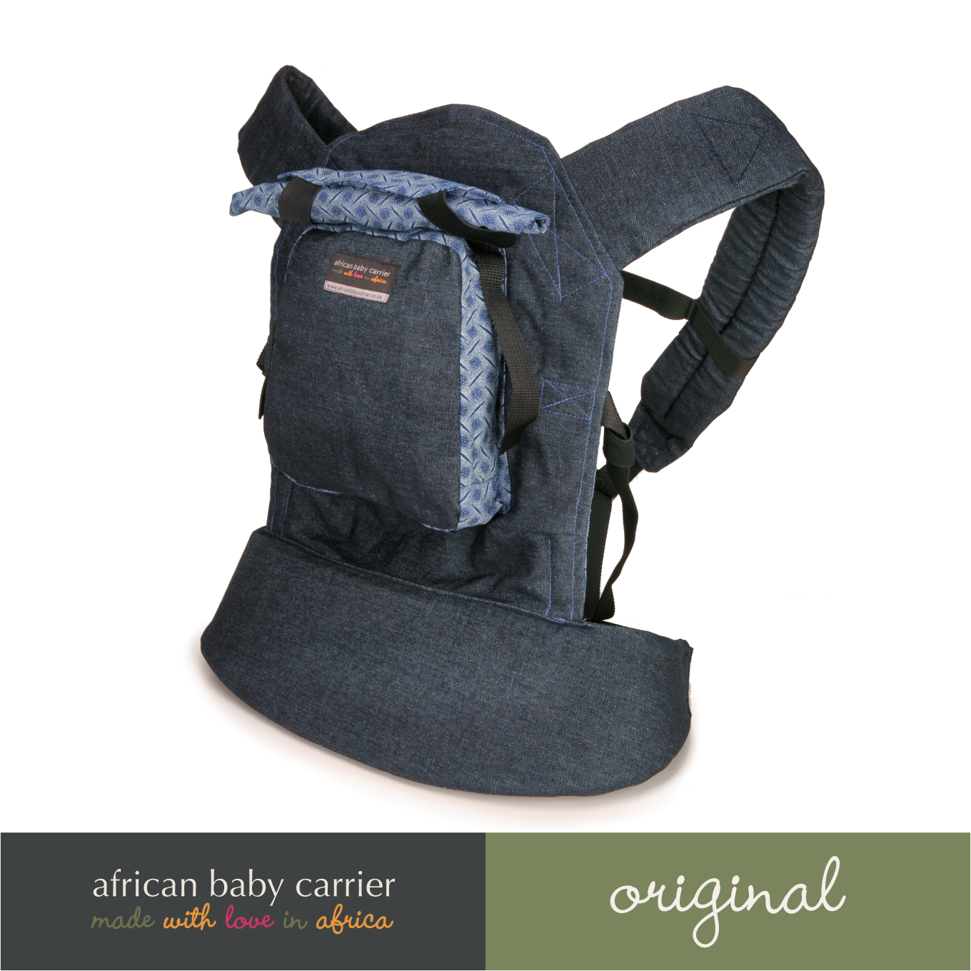 African Baby Carrier - Original - Our Precious Moments