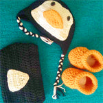 Penguin Crochet Outfit - Our Precious Moments