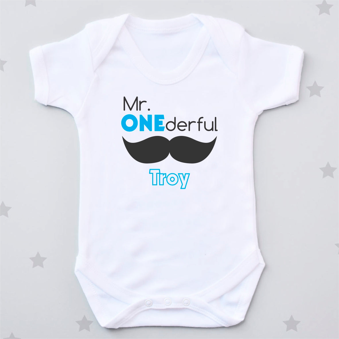 Personalised Baby Vests - Our Precious Moments