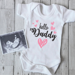 Baby Announcement Vests - Our Precious Moments