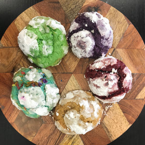 Assorted Crinkles (1 Dozen)