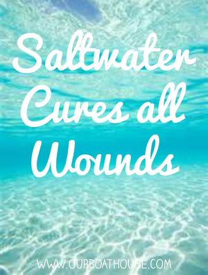 Coastal Quotes: Salty Cures
