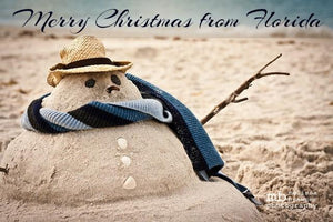 Coastal Quotes: Merry Christmas From Florida