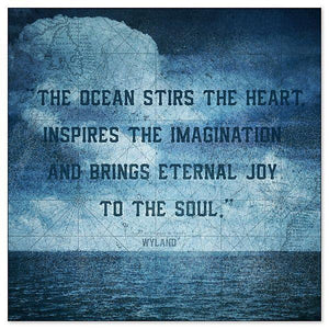 Coastal Quotes: The Ocean Dreams