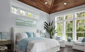 10 Ways: Give Your Home That Beachy Coastal Feel