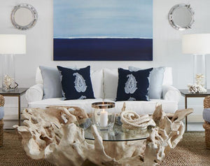 Room Of The Day: Coastal Den