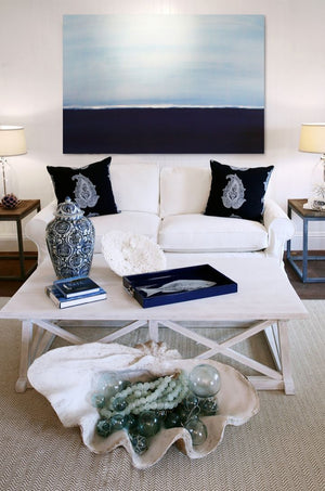 Inspirations On The Horizon: Sea Inspired Guest Rooms