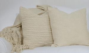 New in the shop: Rye Beach Pillows Throws