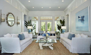 Nautical Design Ideas: Designer Tips For A Fresh Coastal Look