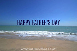 Coastal Quotes: Happy Father's Day