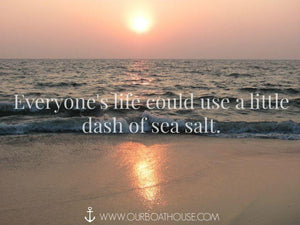 Coastal Quotes: Beach Living