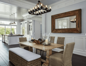 Nautical Decor Ideas: Elements Of A Nautical Dining Room Design