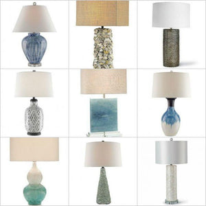 New In The Shop: Sea Inspired Table Lamps