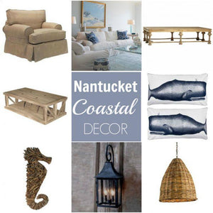Round Up: Nantucket Coastal Goods