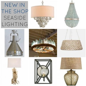New In The Shop: Seaside Lighting