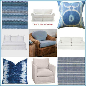 New In The Shop: Blue And White Coastal Decor