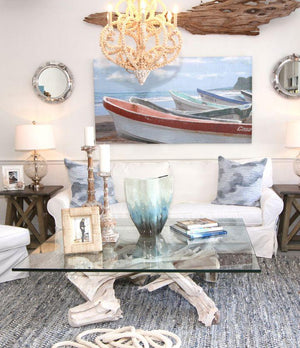 10 Ways: To Create a Nautical Den