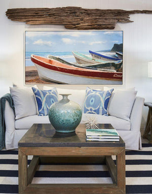 Design Tips: Nautical Driftwood Ideas