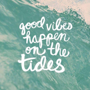 Coastal Quotes: Beachy Good Vibes