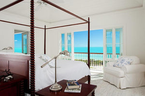 From the masthead: Rooms with a view- Coastal bedrooms with ocean blue views
