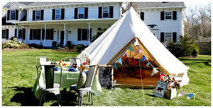 10 Ways: To have a fun backyard campout