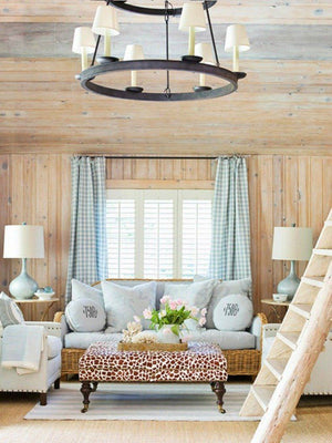10 Ways to: Create Coastal Cottage style