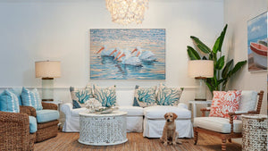 Furnishing your Beach House